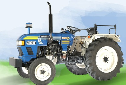 Eicher Tractors 380 Super DI Review and Images