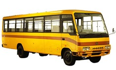 Eicher Skyline School Bus Review and Images