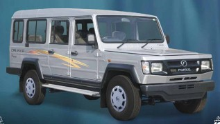 Force Motors Cruiser 9 Seater Review and Images