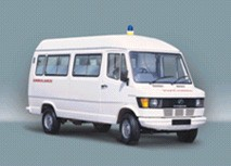 Force Motors Traveller Ambulance TCIC Review and Images
