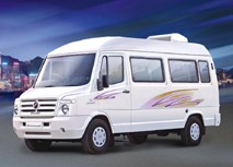 Force Motors Traveller Luxury BSIII Review and Images