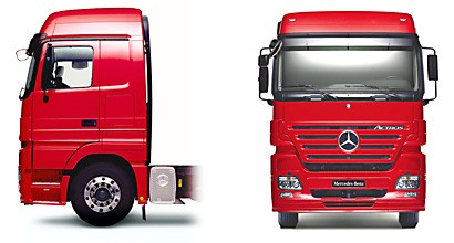 Mercedes Actros MegaSpace Cab Review and Images