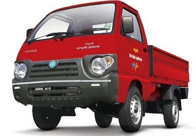 Piaggio Ape Truk Plus Review and Images