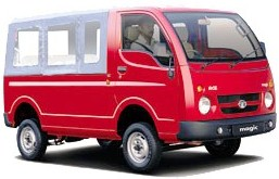 Tata Magic 8 Seater Review and Images