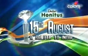 15th August Salute to India