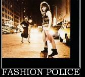 Fashion Police