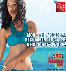 Kingfisher Calendar Hunt 2012