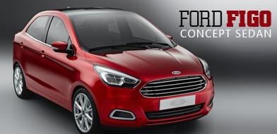 Ford Figo Concept Sedan review, details, photos, price in india