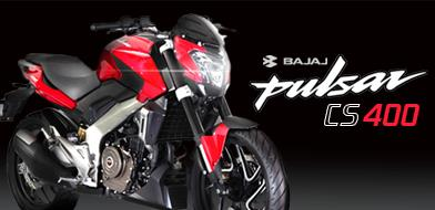Bajaj Pulsar CS400 review, specifications and details