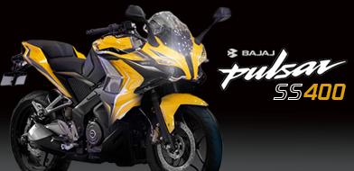 Bajaj Pulsar SS400 details, specifications, photos and price in india