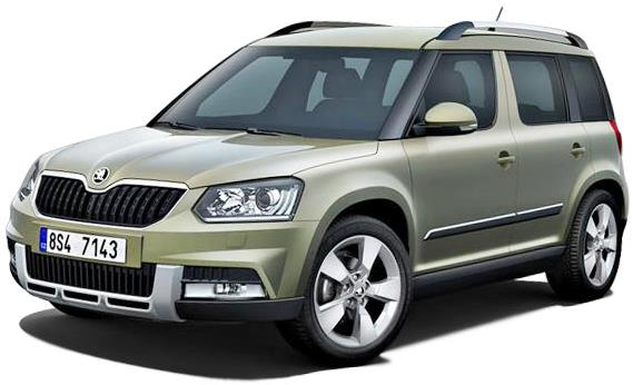 skoda yeti diesel 2015 4x4 price specs review pics mileage in india. Black Bedroom Furniture Sets. Home Design Ideas