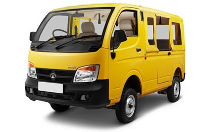 Tata Magic Diesel 7 Seater Price Specs Review Pics