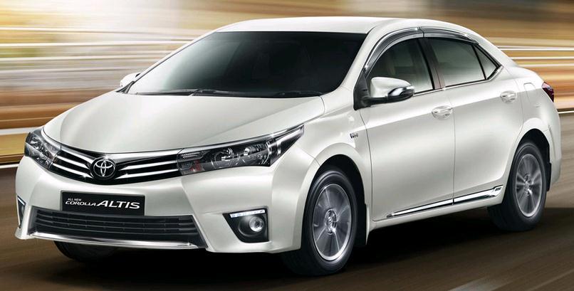 Toyota Corolla Altis Diesel J Price Specs Review Pics