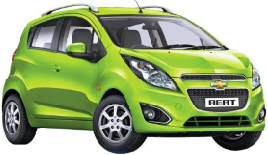 Chevrolet2014 Beat Petrol               LS                   Review and Images