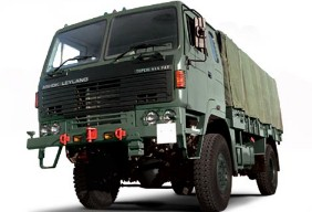 ashok leyland topchi artillery tractor review  images