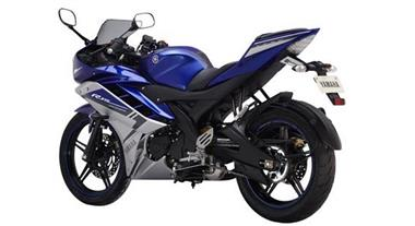 Top Latest Bikes: Yamaha R15 images with price in colour