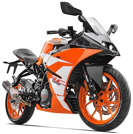 ktm rc 125 price specs review pics mileage in india. Black Bedroom Furniture Sets. Home Design Ideas
