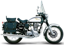 Royal Enfield Machismo 350 Review and Images