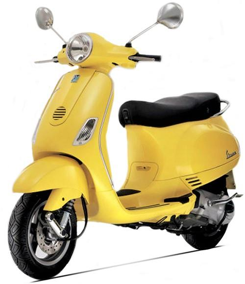 piaggio vespa lx 125 variant price specs review pics. Black Bedroom Furniture Sets. Home Design Ideas