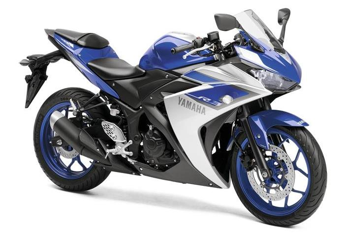 Yamaha yzf r3 price specs review pics mileage in india for Yamaha yzf r3 price