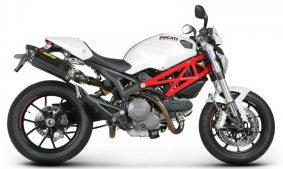 Ducati Monster 796  Review and Images