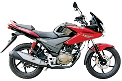 Honda CBF Stunner Fi Review and Images