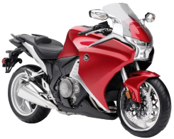 Honda VFR1200F  Review and Images