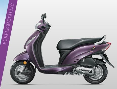 Honda Activa-i 110 STD Price, Specs, Review, Pics & Mileage in India