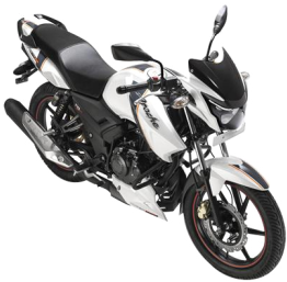 TVS Apache Review and Images