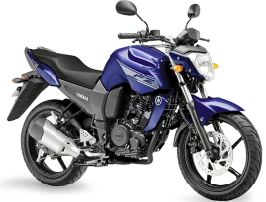 Yamaha FZ16  Review and Images