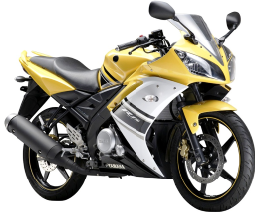Yamaha R15 Version 1.0  Review and Images