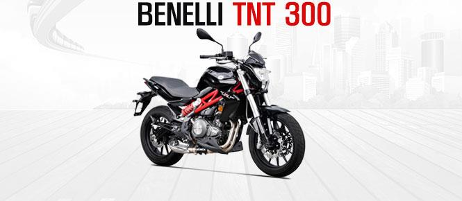 Benelli TNT 300 Launched in India @ INR 2.83 lakhs