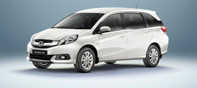 Mobilio - Honda's Stylish 7-Seater MPV