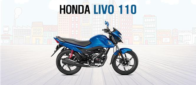 Honda Livo - Time to Live. Time to Livo.