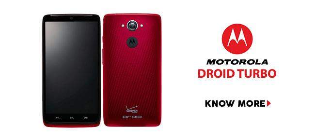 Quick Facts - Motorola DROID Turbo