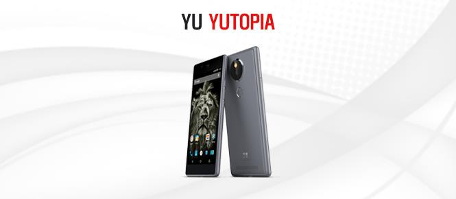 Micromax YU Yutopia Launched @ INR 24,999