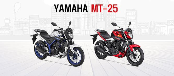 Yamaha MT-25 Officially Launched in Indonesia