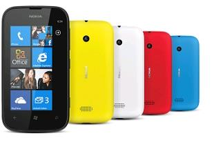 Nokia Lumia 510 Shades