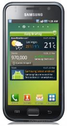 NTT Docomo Samsung Galaxy S Features, Specifications, Details