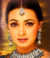 Diya Mirza Profile, Images and Wallpapers