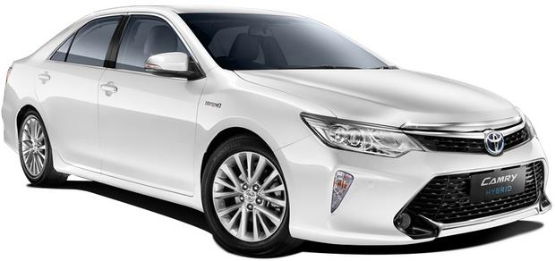 Exceptional Toyota Camry