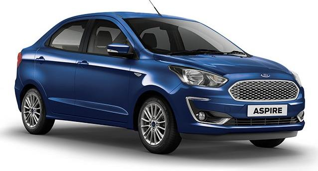Ford Aspire 1 2 Petrol Trend Price Specs Review Pics Mileage