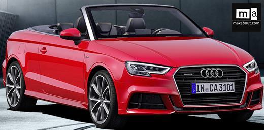 Audi A Cabriolet TFSI Petrol Price Specs Review Pics - Audi a3 cost