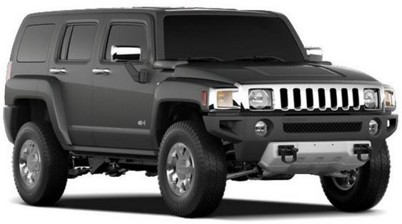 hummer h3 suv price specs review pics mileage in india