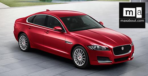 Jaguar XF. Request A Price Quote