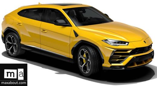 lamborghini urus price, specs, review, pics & mileage in india