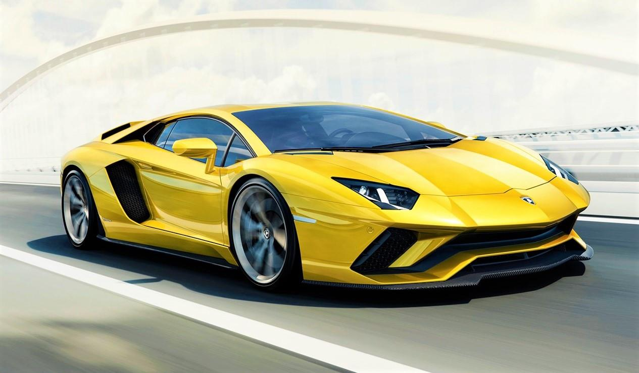 Lamborghini Aventador S Price Specs Review Pics Mileage In India