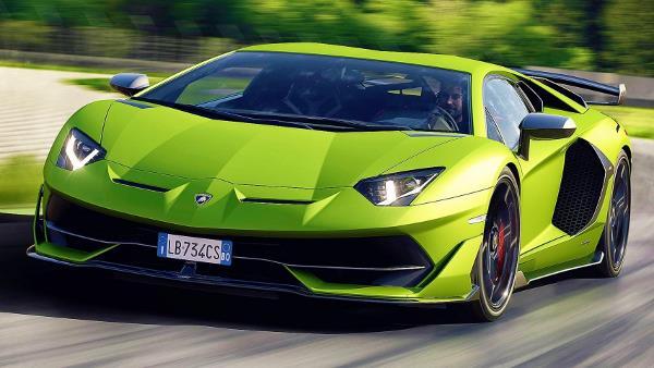 Lamborghini Aventador SVJ Price, Specs, Review, Pics