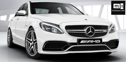 Mercedes C63 S AMG. Request A Price Quote
