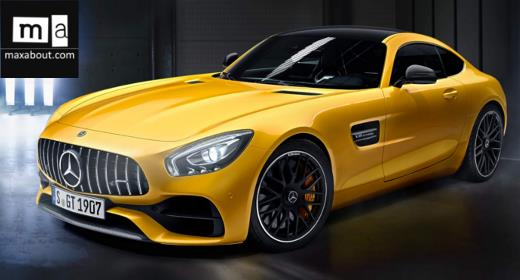 Mercedes Amg Gt S Price Specs Review Pics Mileage In India